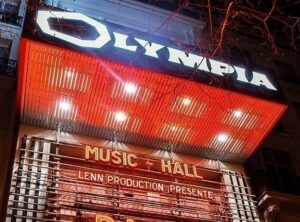 l'olympia façade