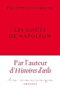 lvre les goûts de napoleon