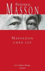 livre napoleon chez lui