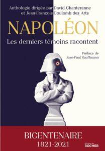 livre napoleon les derniers temoins racontent