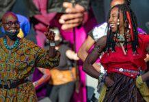 Biennal de la danse lyonnaise: un défilé-spectacle à l'énergie folle