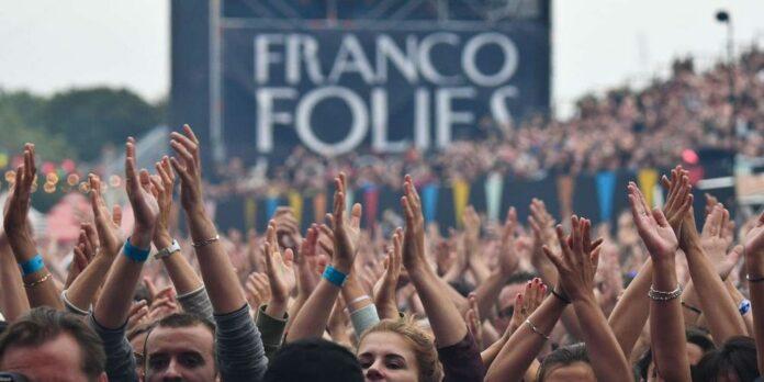 festivals meilleurs spots