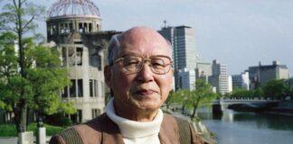 """""""destin d'un homme remarquable de hiroshima a fukushima"""""""