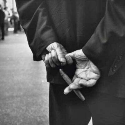 l'homme au cigare vivian maier